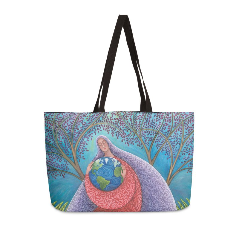 Earth Prayer: Protection - NEW Accessories Bag by Spirit Works 4 U Artist Shop