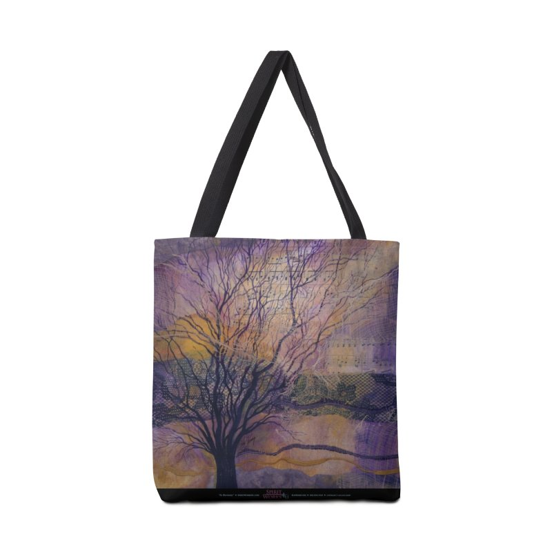 In Harmony - NEW Accessories Bag by Spirit Works 4 U Artist Shop