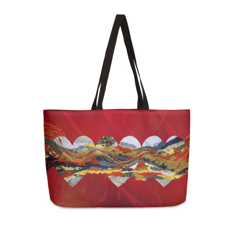 Love Flows Accessories Bag by Spirit Works 4 U Artist Shop
