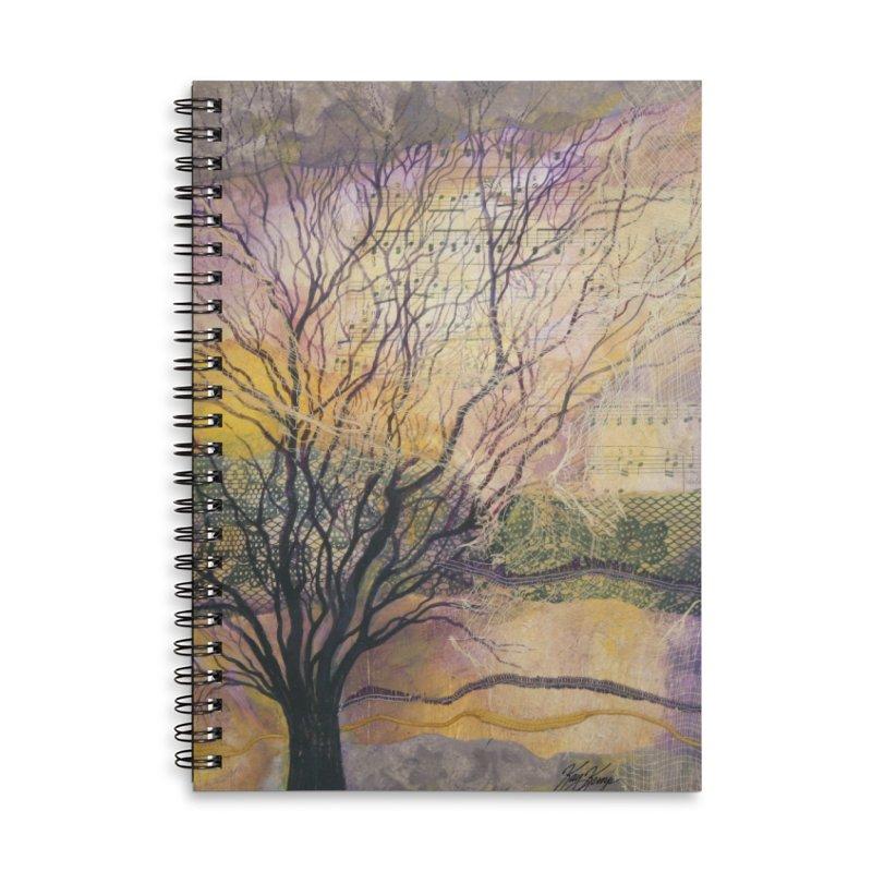 Wall Art - Square Accessories Notebook by Spirit Works 4 U Artist Shop