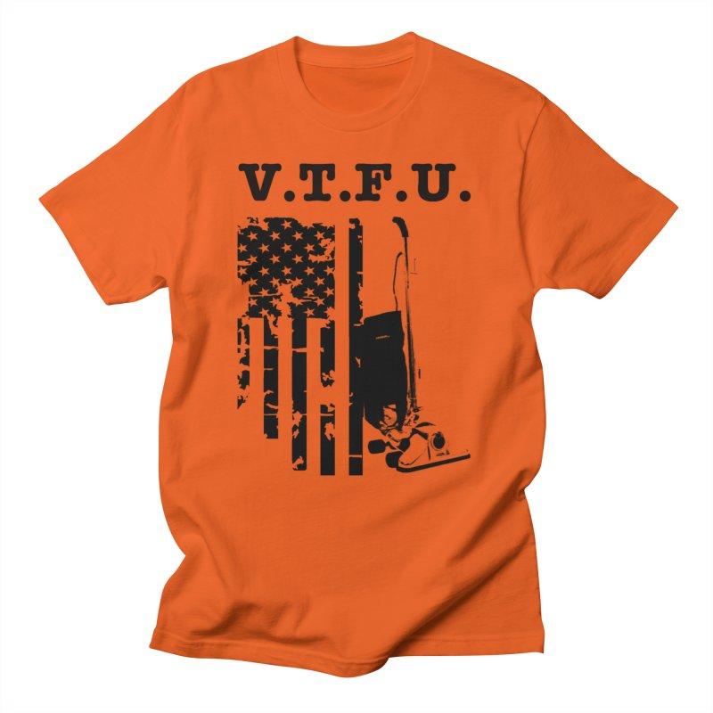 VTFU Men's T-Shirt by Spokanarama Mart