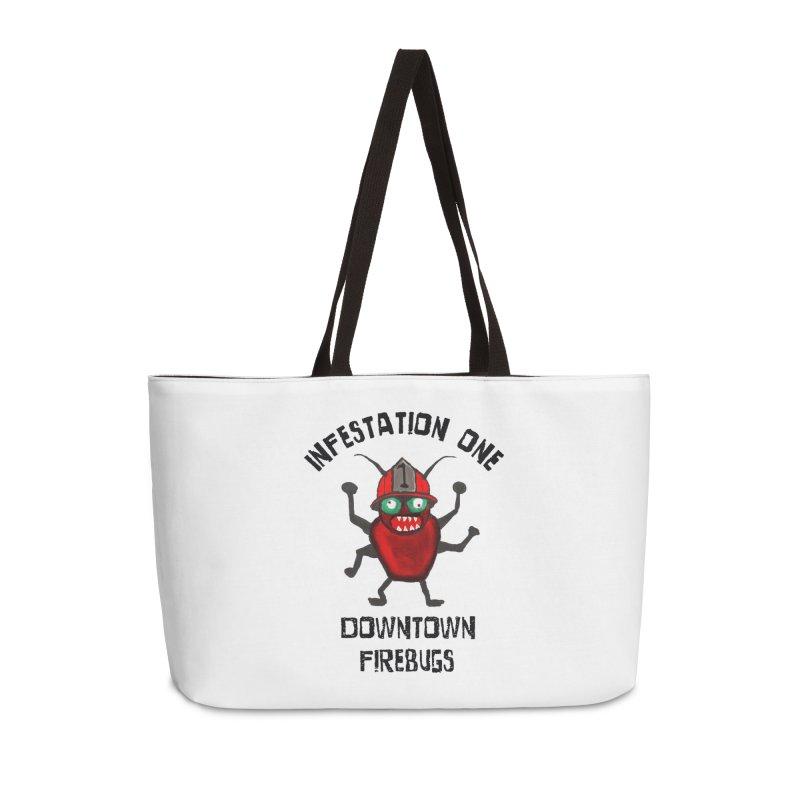 Infestation One Accessories Bag by Spokanarama Mart