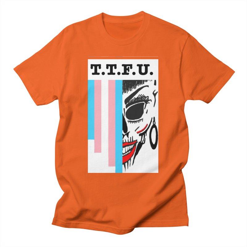 TTFU Men's T-Shirt by Spokanarama Mart