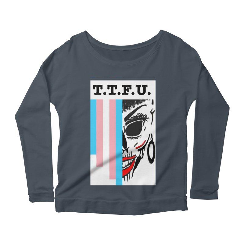 TTFU Women's Longsleeve T-Shirt by Spokanarama Mart