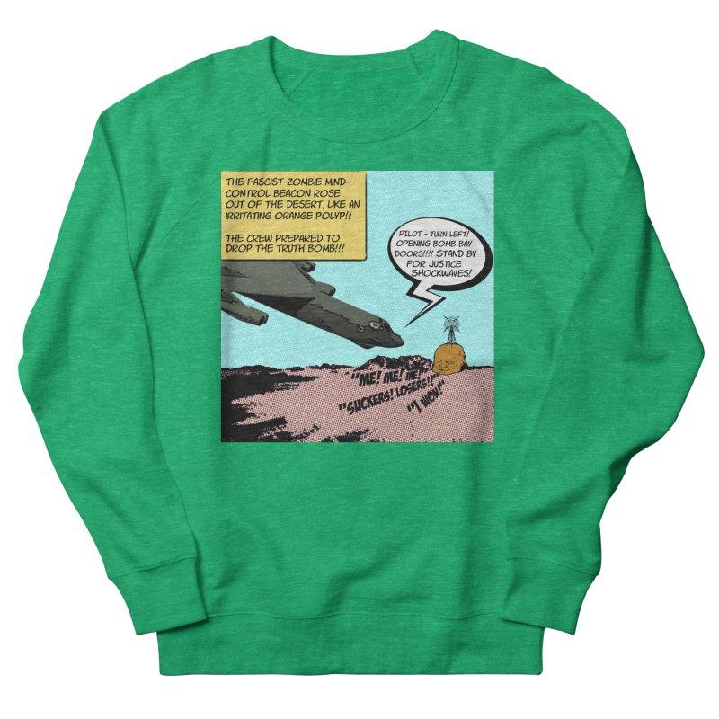 Truth Bomber Women's Sweatshirt by Spokanarama Mart