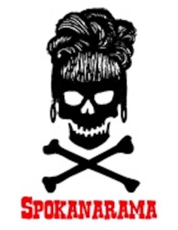 Spokanarama Mart Logo