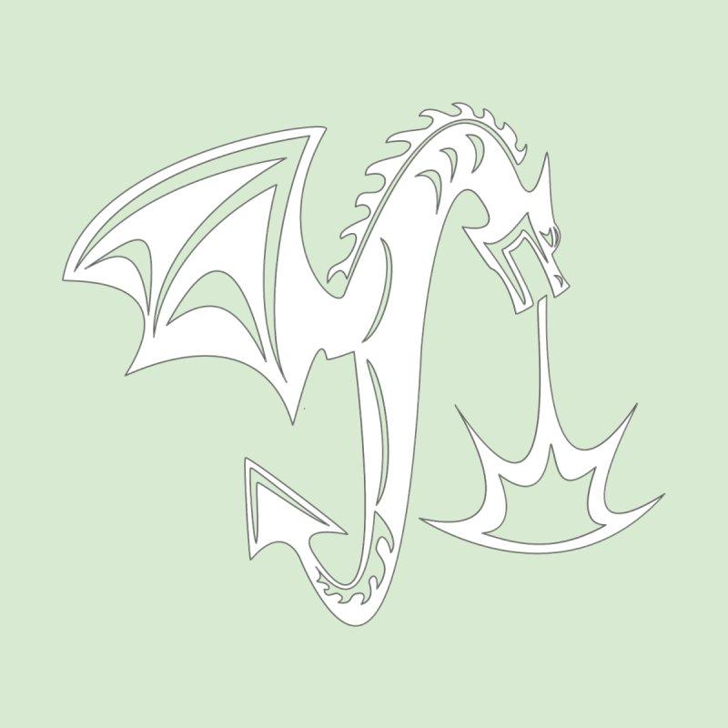 White Dragon by Sporkshirts's tshirt gamer movie and design shop.