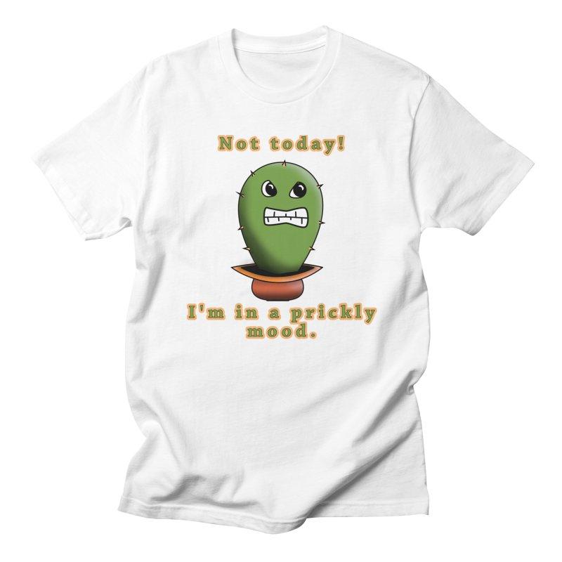 Bad mood Men's T-Shirt by Make a statement, laugh, enjoy.