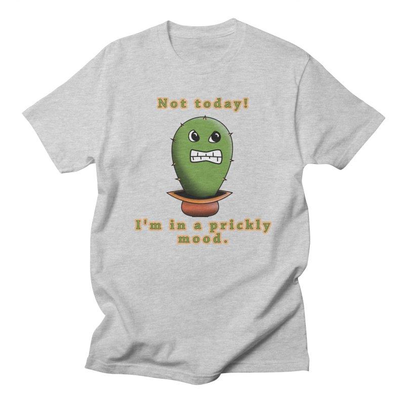 Bad mood Men's Regular T-Shirt by Make a statement, laugh, enjoy.