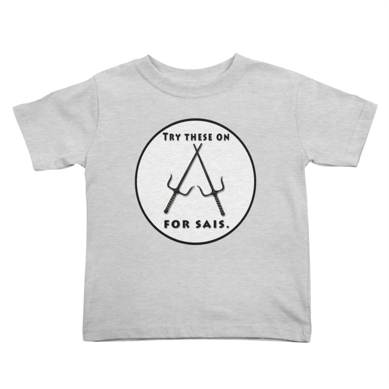 Try this on for sais Kids Toddler T-Shirt by Sporkshirts's tshirt gamer movie and design shop.