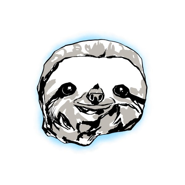Design for Smiley sloth