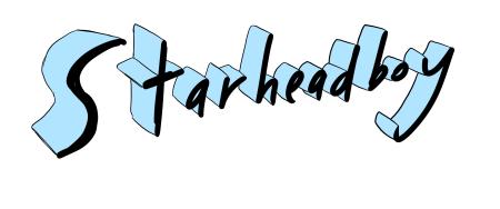 Logo for Starheadboy
