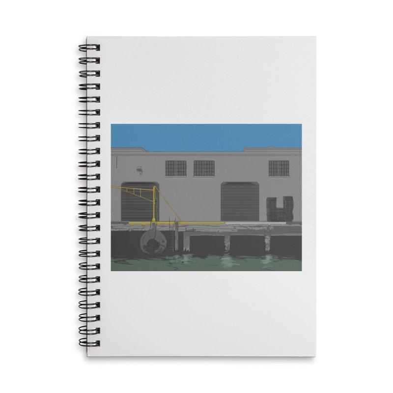 Sf Pier Accessories Notebook by Stark Studio Artist Shop