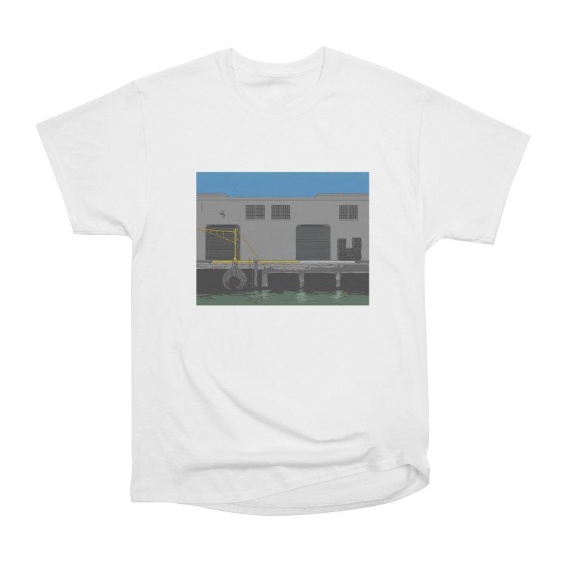 Sf Pier Women's T-Shirt by Stark Studio Artist Shop