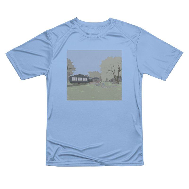 Cottage Men's T-Shirt by Stark Studio Artist Shop