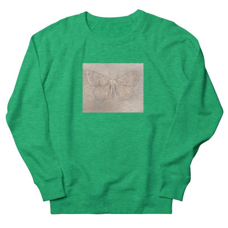 Lymantria dispar Women's Sweatshirt by Stark Studio Artist Shop