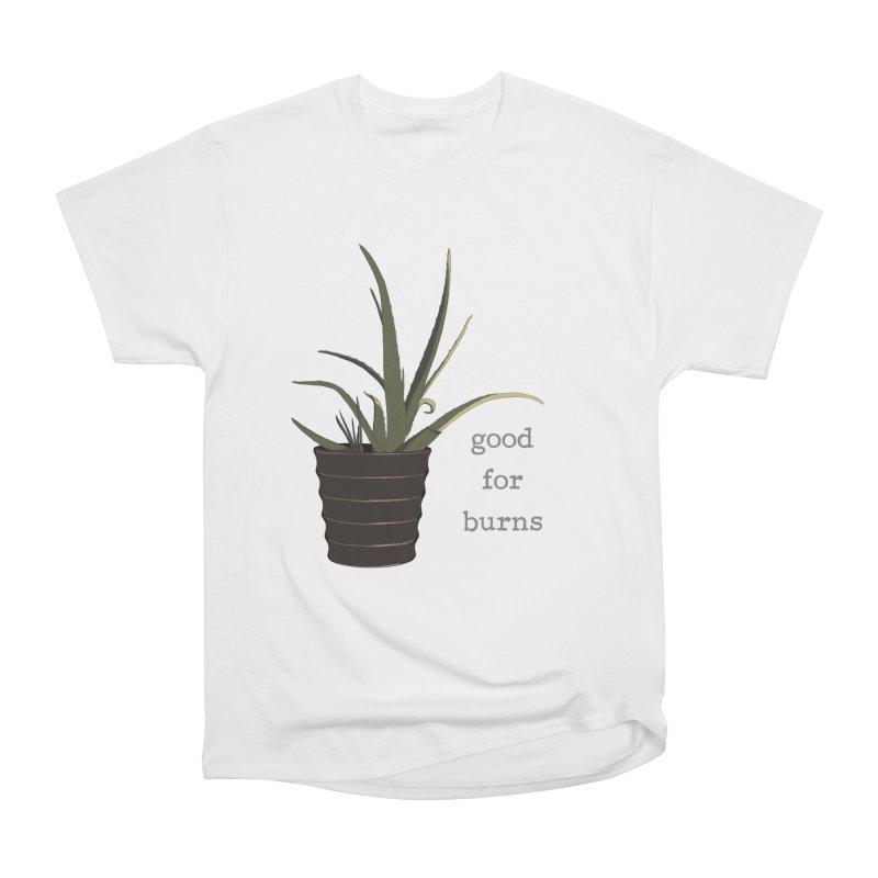 good for burns Women's T-Shirt by Stark Studio Artist Shop