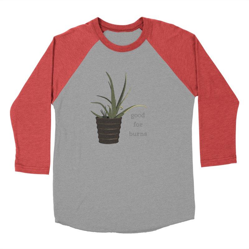 good for burns Men's Longsleeve T-Shirt by Stark Studio Artist Shop
