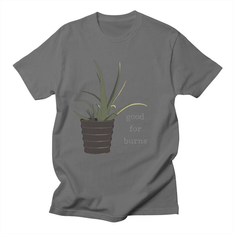 good for burns Men's T-Shirt by Stark Studio Artist Shop