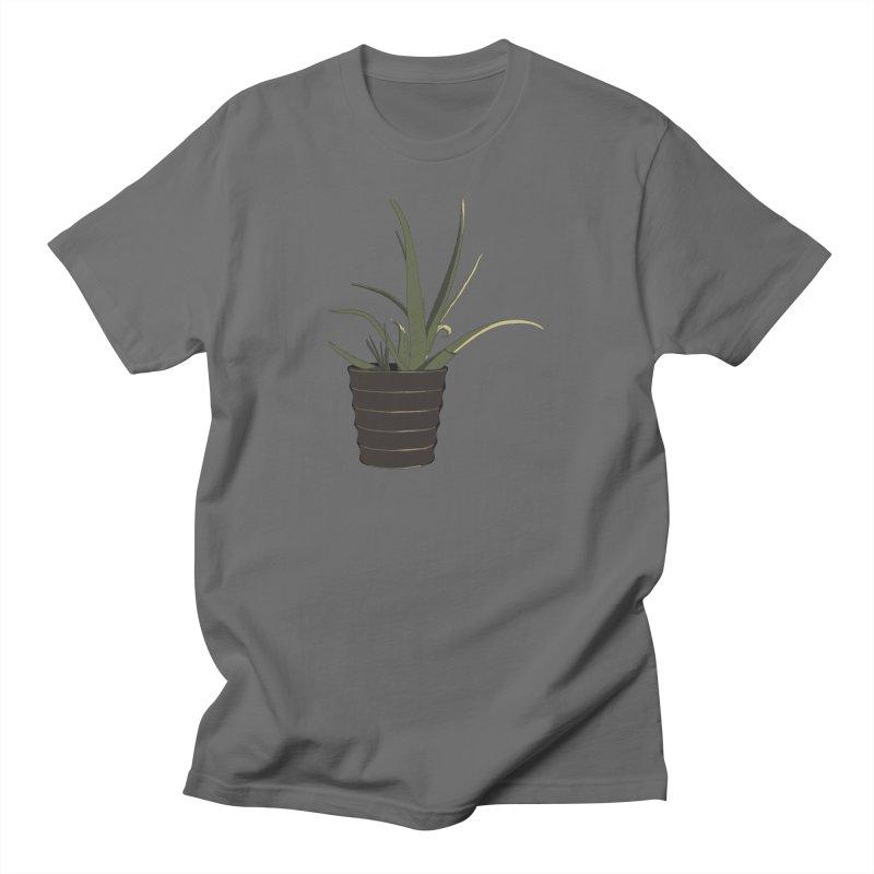 Aloe Vera Men's T-Shirt by Stark Studio Artist Shop