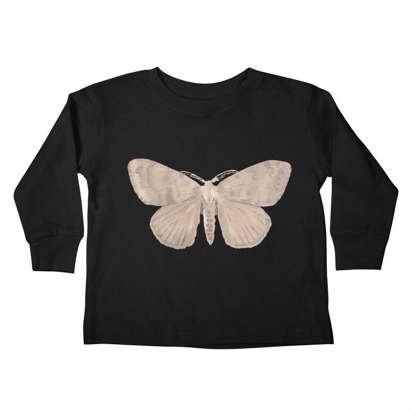 Lymantria dispar 3 Kids Toddler Longsleeve T-Shirt by Stark Studio Artist Shop