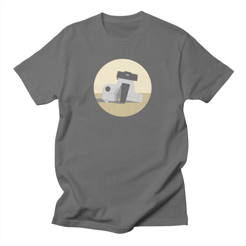 Vintage Camera Men's T-Shirt by Stark Studio Artist Shop
