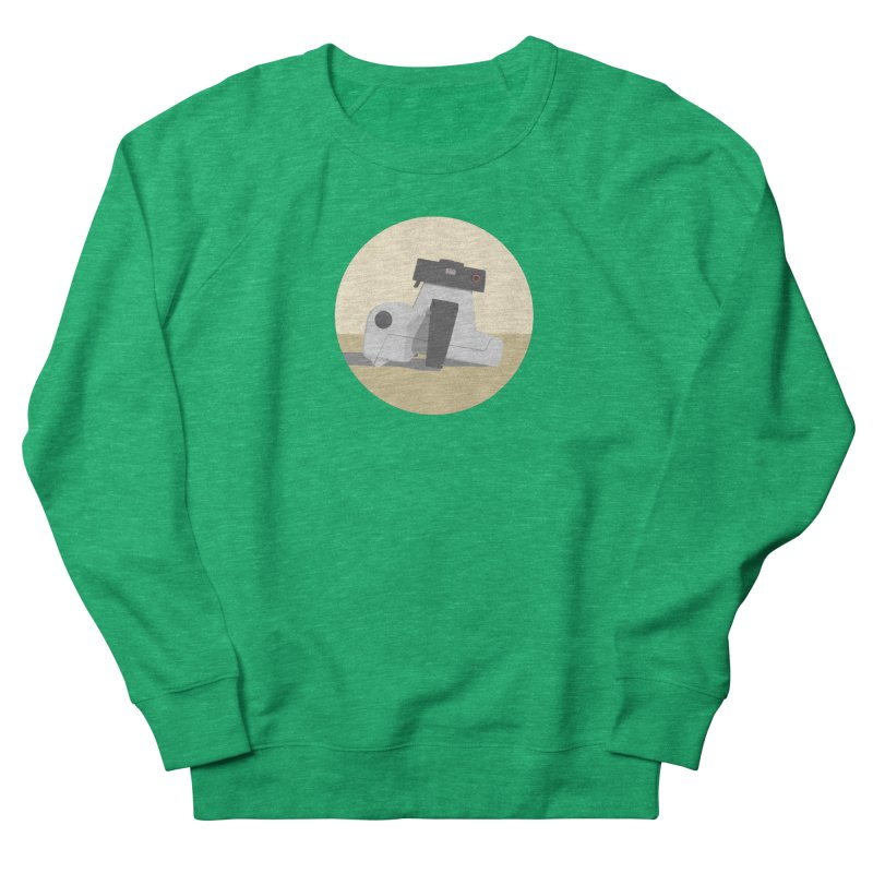 Vintage Camera Women's Sweatshirt by Stark Studio Artist Shop