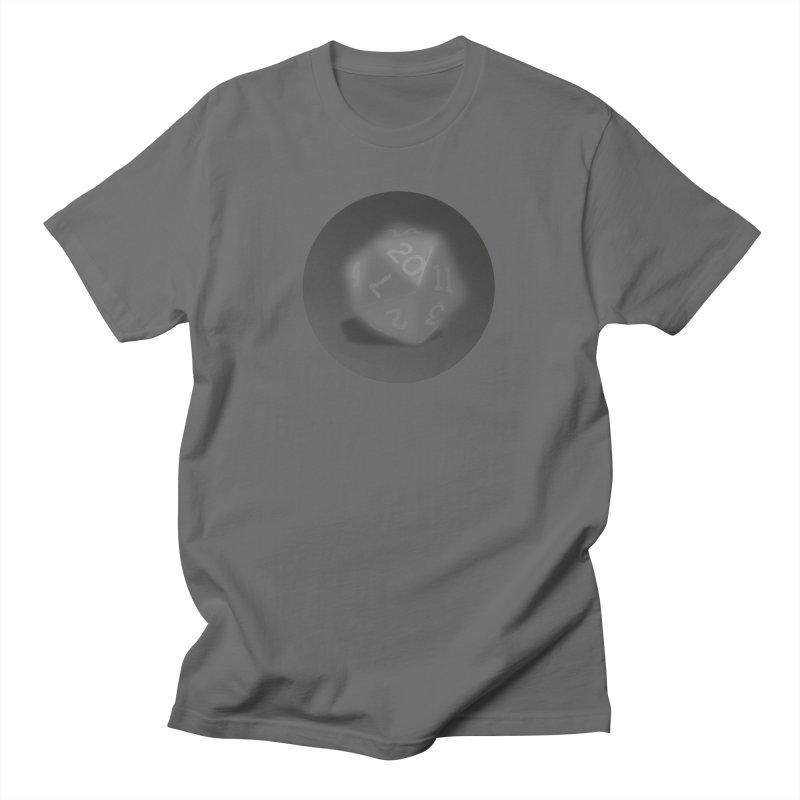 D20 Men's T-Shirt by Stark Studio Artist Shop