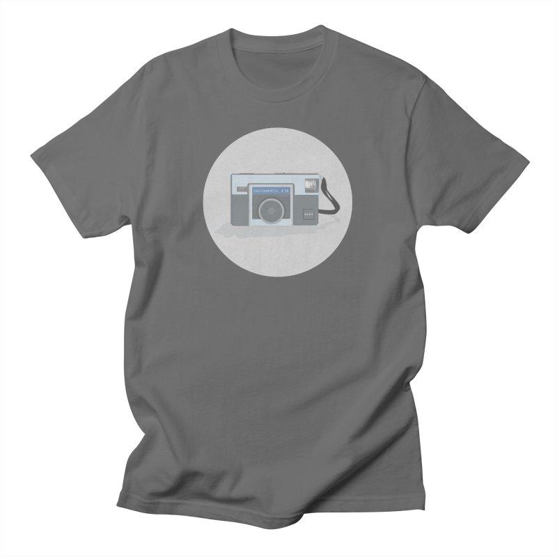 Instamatic X-15 Men's T-Shirt by Stark Studio Artist Shop