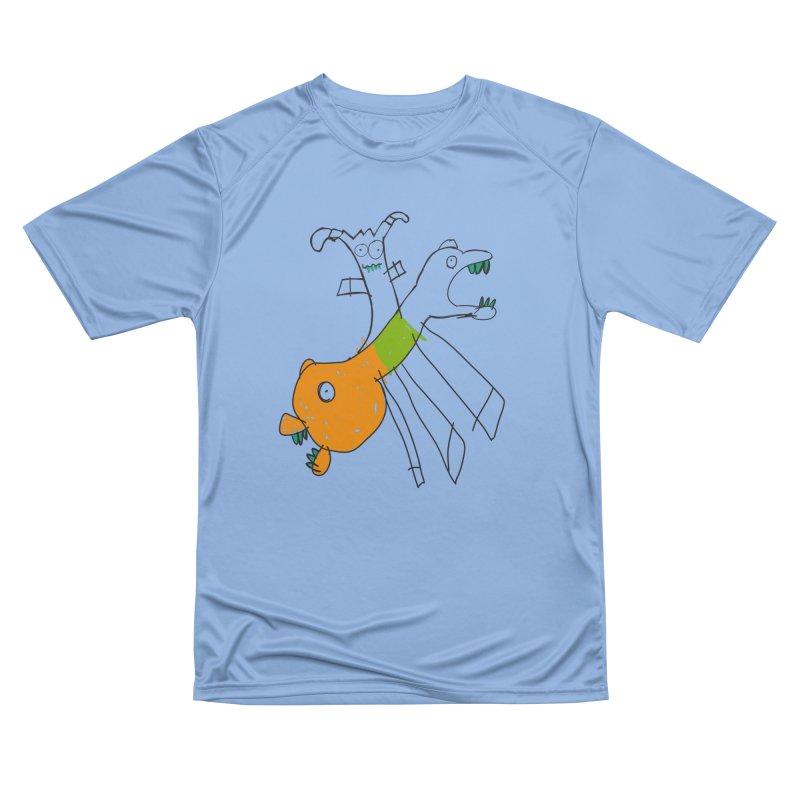 Monster Men's T-Shirt by Stark Studio Artist Shop