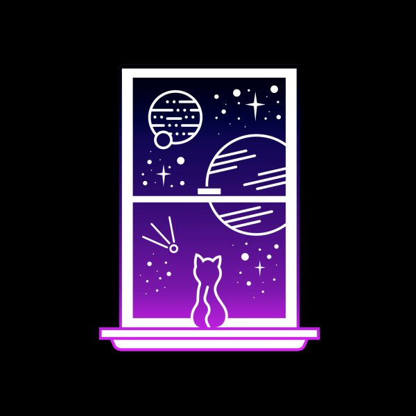 image for Space Cat.