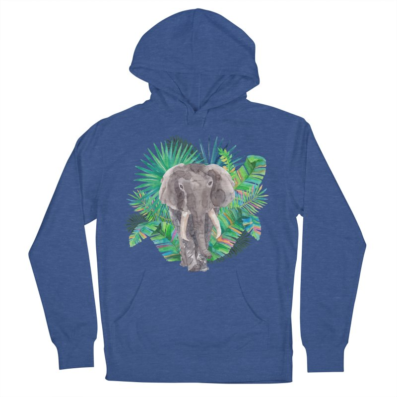 Tropical Vibe Women's Pullover Hoody by StellaCaraman's