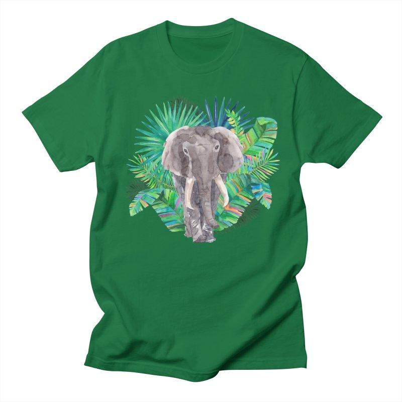 Tropical Vibe Men's T-Shirt by StellaCaraman's
