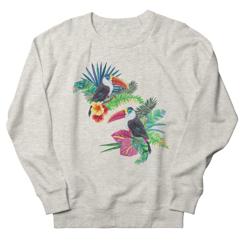 Toucan Birds Men's Sweatshirt by StellaCaraman's