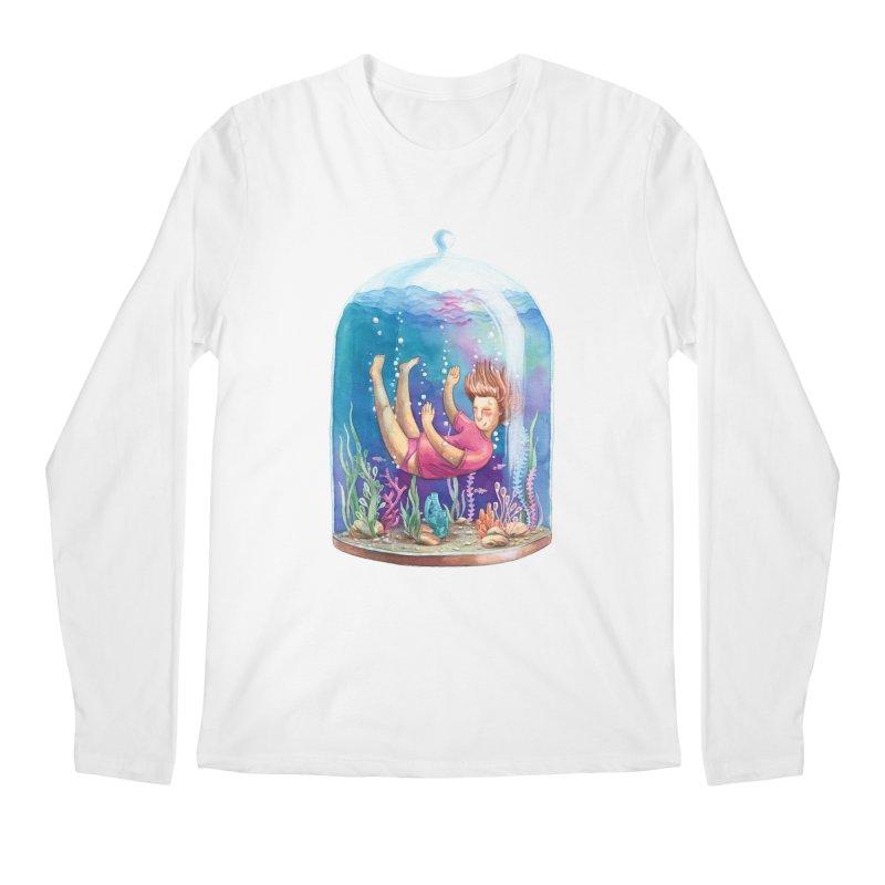 Dream NR1 Men's Longsleeve T-Shirt by StellaCaraman's