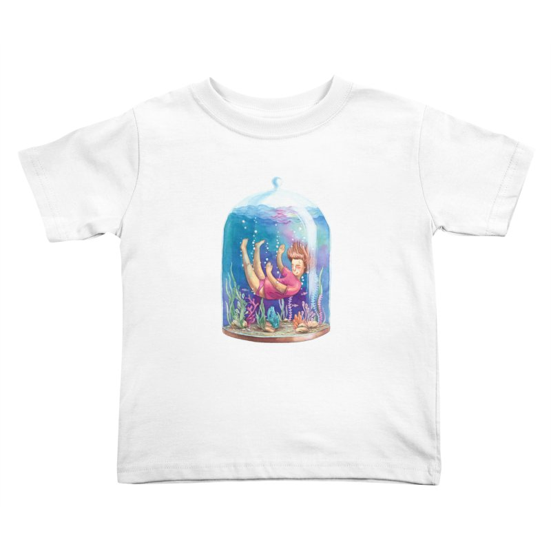 Dream NR1 Kids Toddler T-Shirt by StellaCaraman's