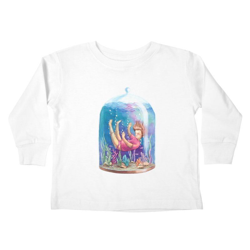 Dream NR1 Kids Toddler Longsleeve T-Shirt by StellaCaraman's