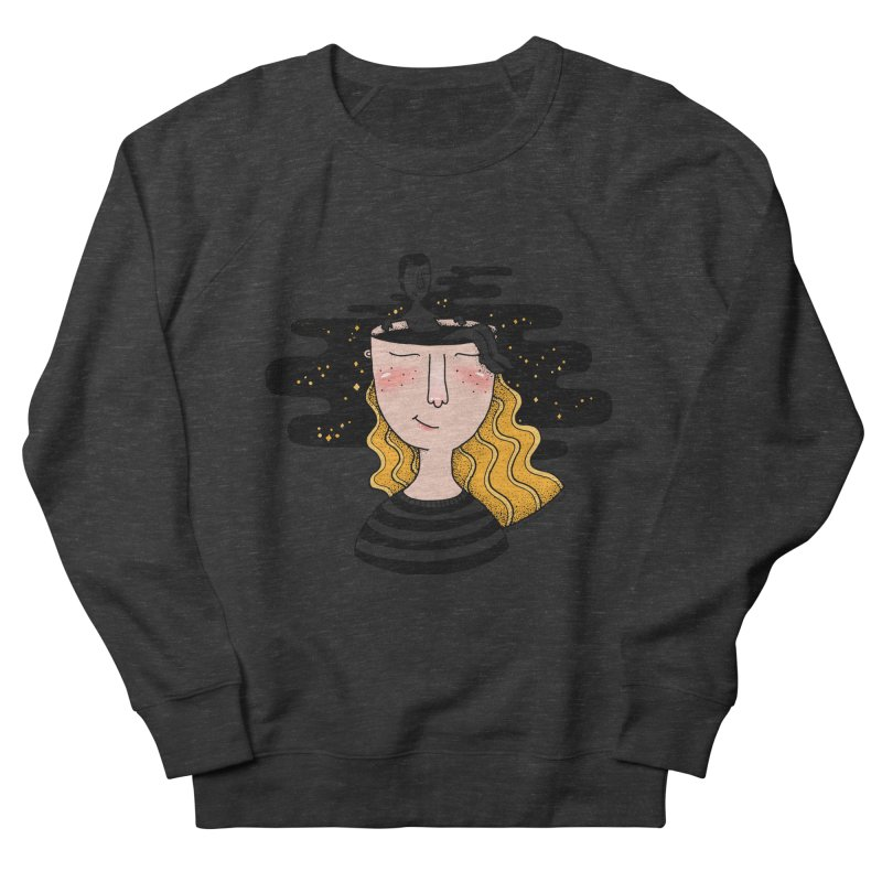 Always In My Mind Women's Sweatshirt by StellaCaraman's