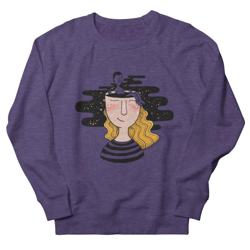 Always In My Mind Women's Sweatshirt by StellaCaraman's