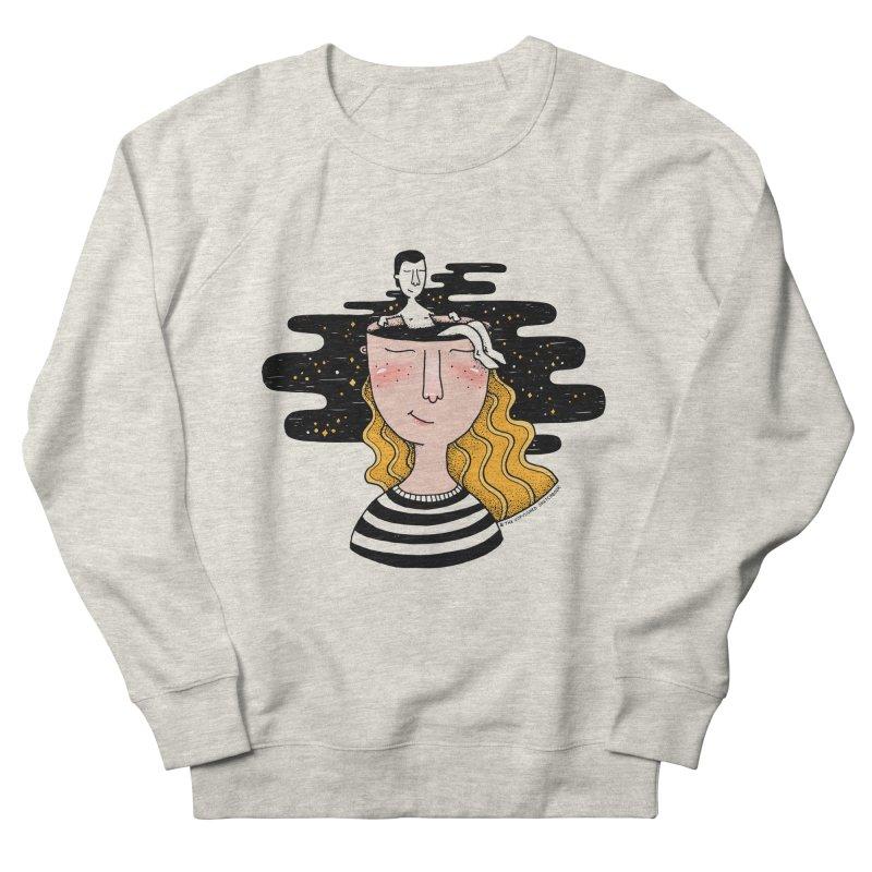 Always In My Mind Men's Sweatshirt by StellaCaraman's