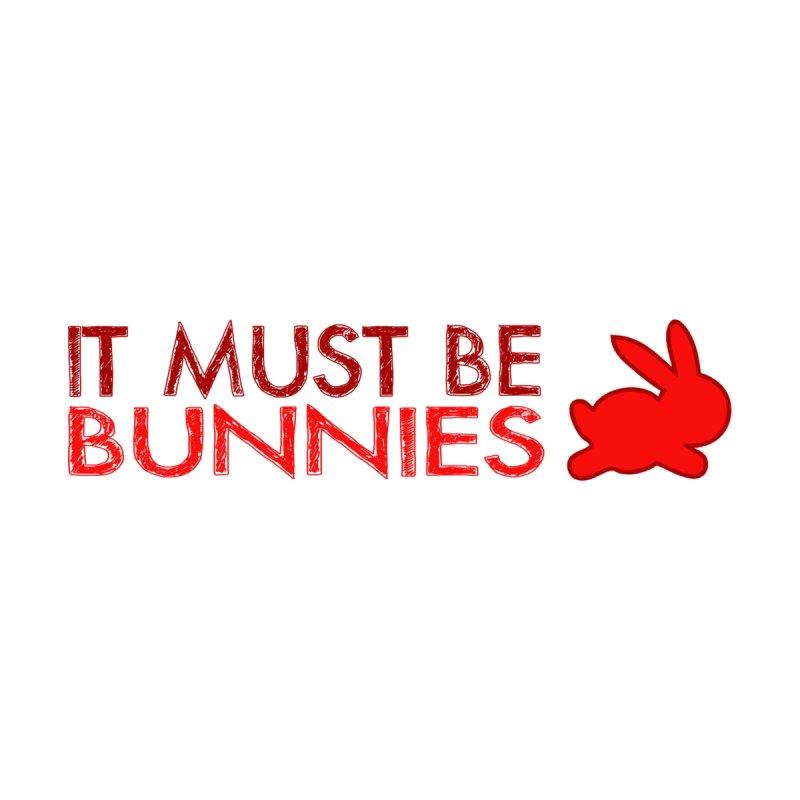 It must be bunnies Accessories Button by Stellarevolutiondesigns's Artist Shop