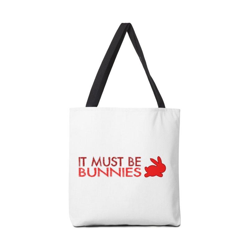 It must be bunnies Accessories Bag by Stellarevolutiondesigns's Artist Shop