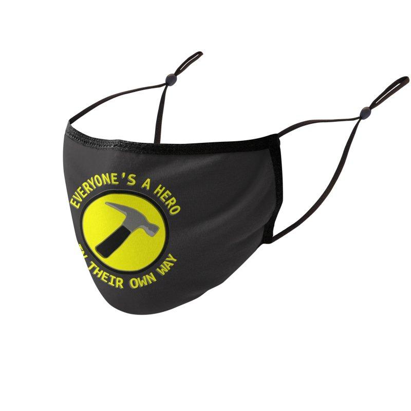 Capt Ham Accessories Face Mask by Stellarevolutiondesigns's Artist Shop