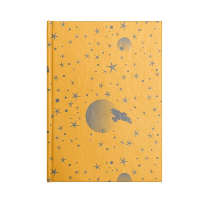 Yellow firefly Accessories Notebook by Stellarevolutiondesigns's Artist Shop