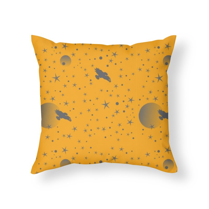 Yellow firefly Home Throw Pillow by Stellarevolutiondesigns's Artist Shop