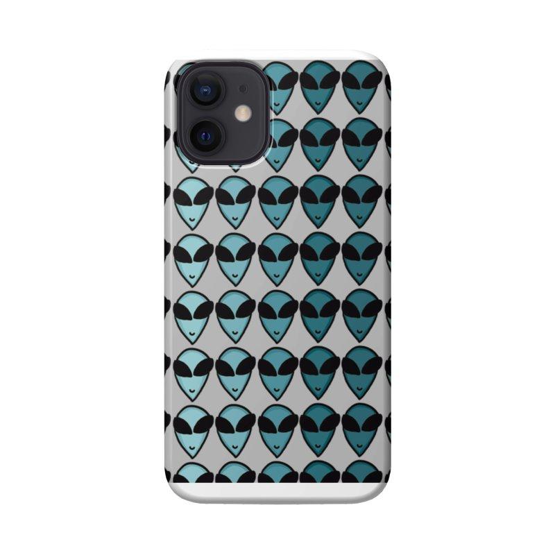 Little green men Accessories Phone Case by Stellarevolutiondesigns's Artist Shop