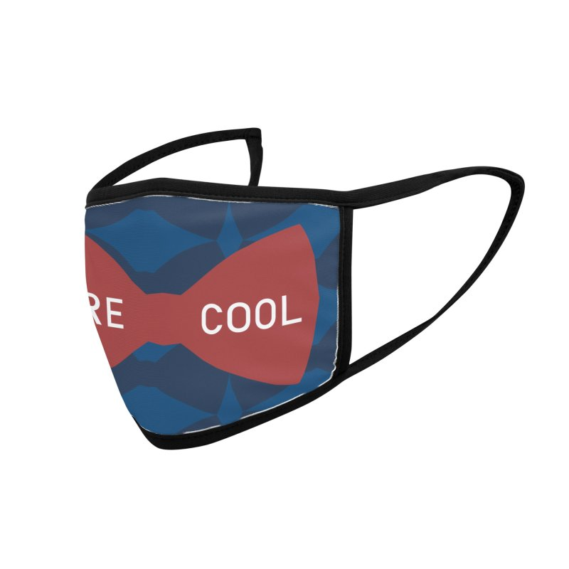 So Cool - Bowties 11th Doctor Accessories Face Mask by Stellarevolutiondesigns's Artist Shop