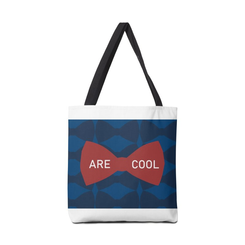 So Cool - Bowties 11th Doctor Accessories Bag by Stellarevolutiondesigns's Artist Shop