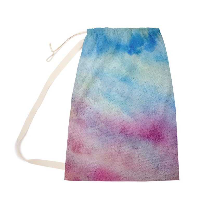 colourful clouds Accessories Bag by Stellarevolutiondesigns's Artist Shop
