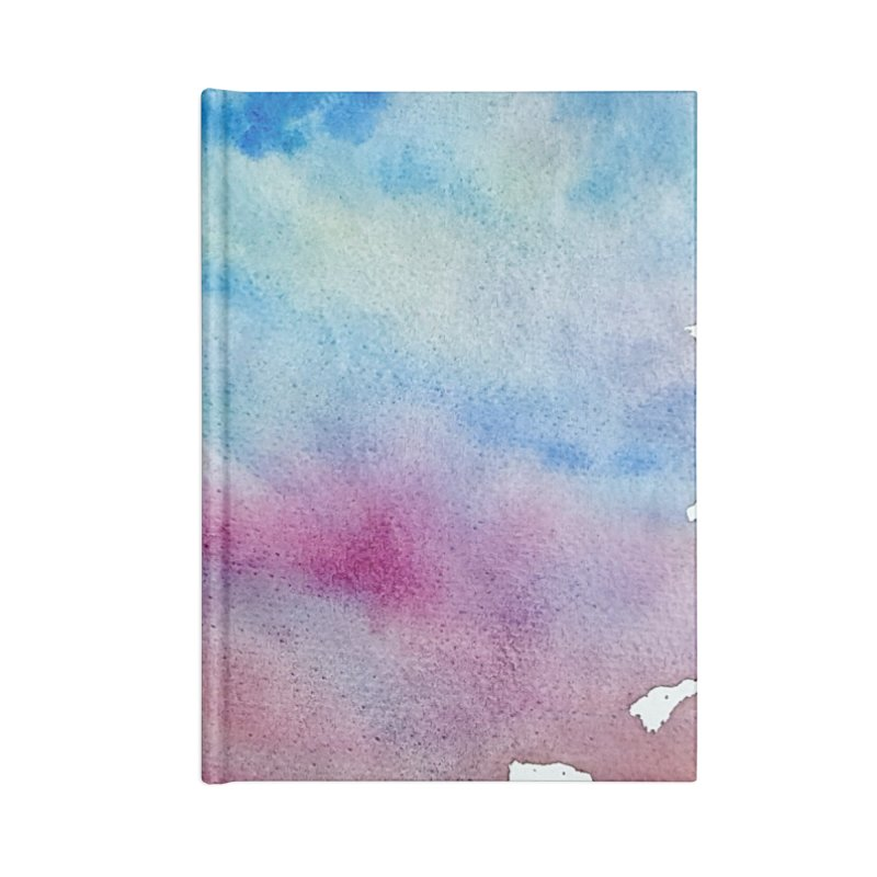 colourful clouds Accessories Notebook by Stellarevolutiondesigns's Artist Shop